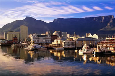 Scandi Africa - Cape Town Table Mountain